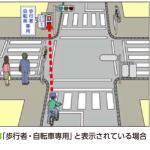 自転車に対する無茶な交通ルールの押しつけ